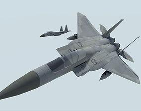 F 15 C Eagle 3D asset