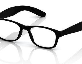 eye 3D print model Eyeglass for Men
