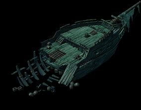 3D Game Shipwreck - Shipwreck 03