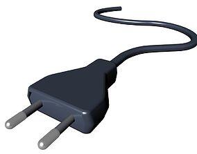 electrical socket 3D model