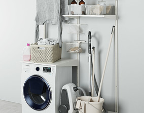 Laundry collection 2 3D