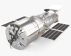 Hubble Space Telescope 3D