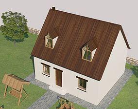 game 3D Farm House