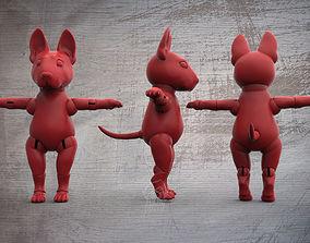 3D print model BJD Bull Terrier
