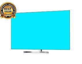 TV LG UHD UK6520 65 inch 3D model