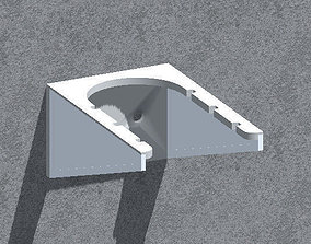 3D printable model Wall bracket -