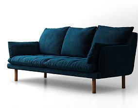 3D model Andy sofa by Jardan