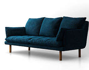 Pleasing 3D Model Sunny L Sofa By Jardan Cgtrader Unemploymentrelief Wooden Chair Designs For Living Room Unemploymentrelieforg