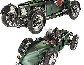 Aston Martin Ulster vehicle 3D
