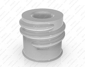 Neck of PET Preform - SP - 415 - 18 - L 3D
