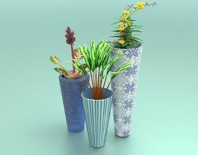 3D model Flower Pots