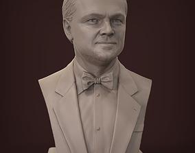 Leonardo DiCaprio dicaprio 3D printable model