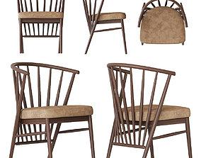 Morelato Jenny Chair 3D asset