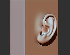 Ear 3d print model
