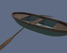 Boat Mini Pack 3D model