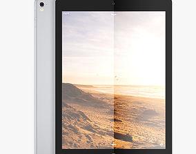 Apple iPad Pro 9 inch 3D model
