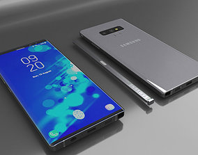 Samsung Galaxy Note 9 New Version 3D ios
