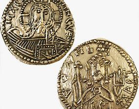 3D printable model St Vladimir coin