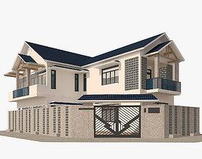 3D Corner House