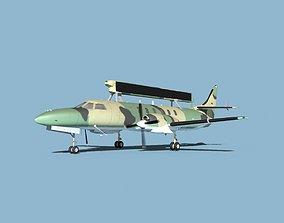 3D Swearingen RC-26 Condor V06