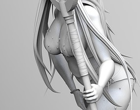 Athena Sasha Saint Seiya Lost Canvas Summer 3D print model