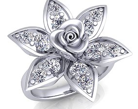 3D printable model Diamond Ring 41