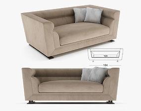 3D Longhi - Ansel sofa 01