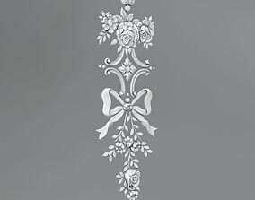 Flower decor 16 3D