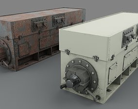 Industrial device 3D model