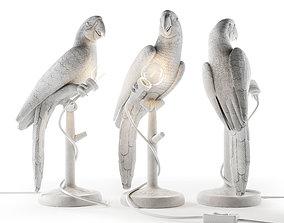 Seletti Polly Parrot 3D model
