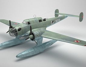 RWD-22 torpedo bomber 3D