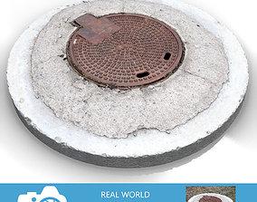 3D model Sewer A2