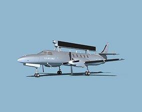 3D Swearingen RC-26 Condor US Air Force 2