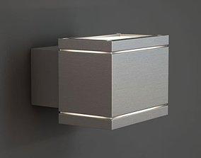 Modern Wall Lamp 3D