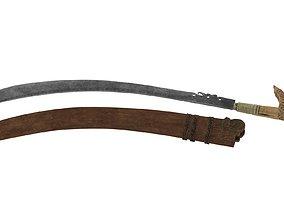 3D model Niabor Sword