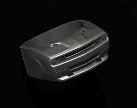 3D printable model car ring 39