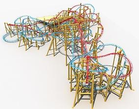 Roller Coaster 2 3D