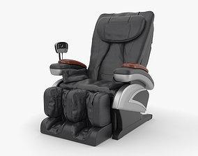 3D model Robotic Massage Chair