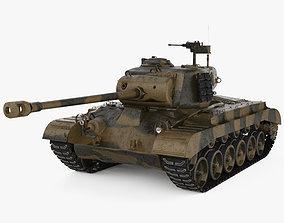 3D M26 Pershing