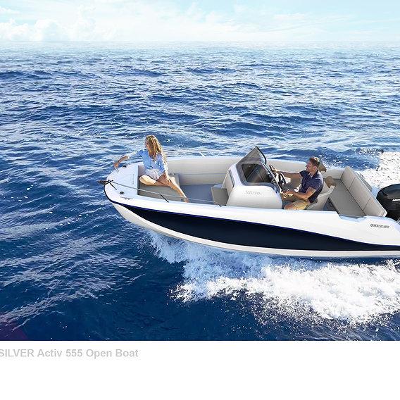 QUICKSILVER Activ 555 Open Boat