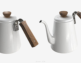 3D model Tea Coffee Drip Kettle - 001