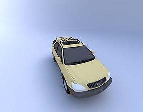 Lexus RX300 98 3D model