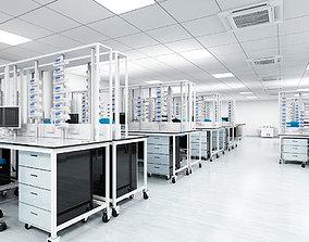 Medical Laboratory 3D