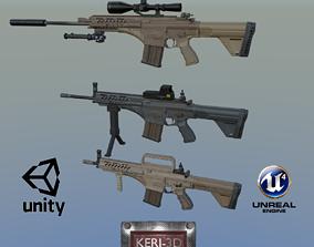 MPT-76 Battle Package 3D asset realtime
