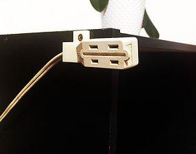 3D print model Cord Wrangler