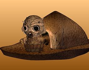 3D model Tusken raider munny