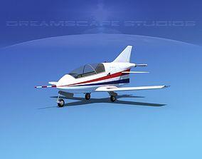Bede Bd-5 Microplane V01 3D
