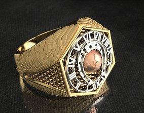 Ring 0196 3D print model