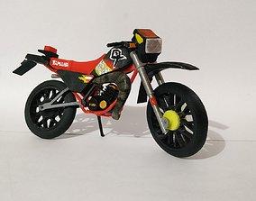Yamaha dt175 3D print model