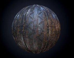 3D model Sci-Fi Military Seamless PBR Texture 49